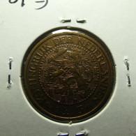 Netherlands 2 1/2 Cents 1913 Varnished - [ 3] 1815-… : Koninkrijk Der Nederlanden