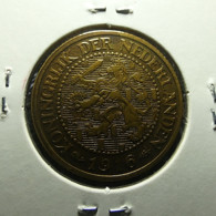 Netherlands 2 1/2 Cents 1916 Varnished - 2.5 Cent