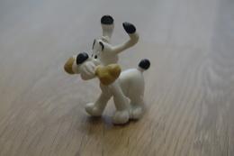 Vintage FIGURE : PLASTOY Asterix En Obelix Idefix - 1997 - RaRe  - Figuur - Figurines