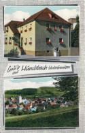 Deutschland - Eussenheim - Gruss Aus Hundsbach-Unterfranken - Bereit Zu -Aschfeld, Bühler,Münster Et Obersfeld. - Allemagne