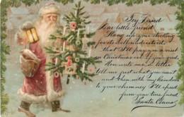 Fantaisie - Santa Claus - Père Noël - Weihnachtsmann - Santa Claus