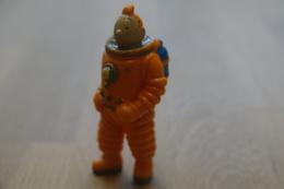 Vintage FIGURE : Lu TINTIN Kuifje  - Herge - 1994 - RaRe  - Figuur - Figurines