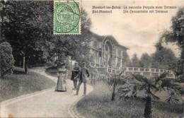 Luxembourg - Mondorf -La Nouvelle Pergola- Verso : Expédié à Un Gendarme Français à Tientsin Chine - Mondorf-les-Bains