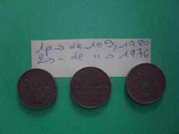3 Pièces De 10frs - Münzen & Banknoten