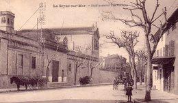 83 LA SEYNE SUR MER ETABLISSEMENT DES MARISTES ANIMEE CLICHE UNIQUE - La Seyne-sur-Mer