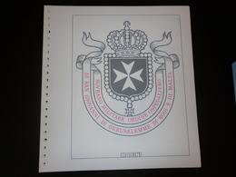S.M.O.M Fogli Marini 1997/1998/1999 Versione Europa - Malte (Ordre De)