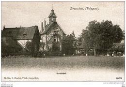 BRASSCHAAT - Brasschaet Polygone - Kasteel Kruishof - Château - Brasschaat