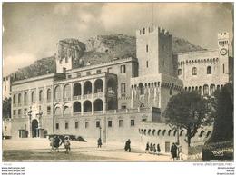 Cpsm Cpm MONACO. MONTE-CARLO. Le Palais Du Prince - Monte-Carlo