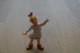 Vintage FIGURE : Nutricia Suske En Wiske Bob Et Bobette - RaRe  - Figuur - Figurines