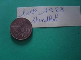 Stendhal 10 Frs - Münzen & Banknoten