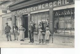 BREVIANDES   Epicerie  Prestat 1925 - France