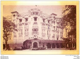 Photo Cpsm Cpm VIETNAM CITY. Saïgon. Hôtel Majestic. Photo Nadal - Viêt-Nam
