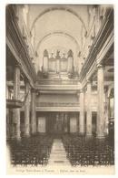 58 - Tournai - Collège Notre-Dame - Eglise Vue Du Fond - Tournai