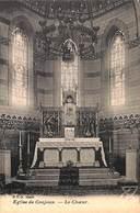 Eglise De Conjoux - Le Choeur (DVD 13498, 1913) - Ciney