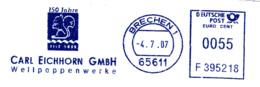 Freistempel 4690 Eichhörnchen - BRD