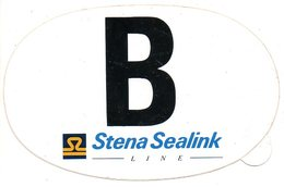 Sticker Autocollant Stena Sealink Line Boot Schip Bateau Boat Ship Schiff - Stickers