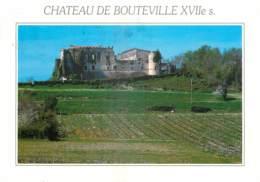16 - CHATEAU DE BOUTEVILLE - France