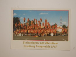 Merchtem : Steltenlopers. Stichting Langevelde 1945. - Merchtem