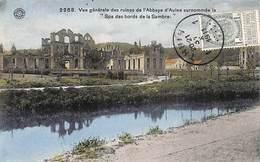 Vue Générale Des Ruines De L'Abbaye D'Aulne (colorisée 1911, G. Hermans) - Thuin