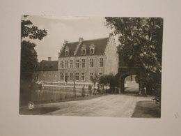 Molenbeek : Château Du Karreveld - St-Jans-Molenbeek - Molenbeek-St-Jean