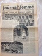 RARE !!!  LE JOURNAL DE LA FEMME N° 332 Du Vendredi 17 Mars 1939 ( Une Journée Des Souverains Anglais ) - Journaux - Quotidiens