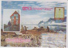 Romania 1998 Antarctica / Base Almirante Brown Cover Unused (44237) - Zonder Classificatie
