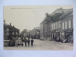 Maubert Fontaine.  Mairie Et Grande Place (côté Nord). - France