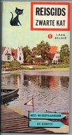 Koffie Zwarte Kat 2  Reisgidsen  Met Prentjes Compleet  Deel I Laag Belgie Blz 71 Deel II Hoog Belgie Blz 72 - Géographie