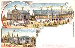 Bruxelles - Musée Litho Colorisée A L'Innovation Rosenblatt - Musées