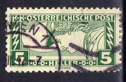 Österreich 1917 Mi 220 B, Zähnung 11 1/2, Gestempelt [170819XXVII] - Usados