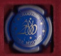 Boisson , Capsule  De  Champagne  Bleu  PIERRE  MIGNON  AN  2000 - Mignon, Pierre