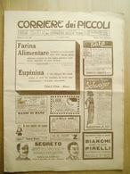 Corriere Dei Piccoli 1913 Anno V N. 28 - Corriere Dei Piccoli