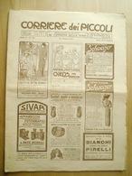 Corriere Dei Piccoli 1913 Anno V N. 25 - Corriere Dei Piccoli