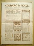Corriere Dei Piccoli 1913 Anno V N. 23 - Corriere Dei Piccoli