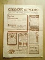 Corriere Dei Piccoli 1913 Anno V N. 19 - Corriere Dei Piccoli