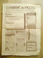 Corriere Dei Piccoli 1913 Anno V N. 12 - Corriere Dei Piccoli