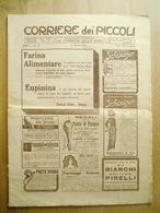 Corriere Dei Piccoli 1913 Anno V N. 10 - Corriere Dei Piccoli