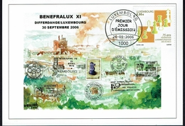 Luxemburg - Luxembourg 2006 - MiNr 1715 - Schach Chess Ajedrez échecs - Ajedrez