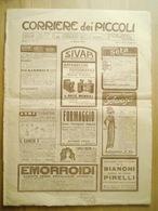 Corriere Dei Piccoli 1913 Anno V N. 9 - Corriere Dei Piccoli
