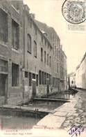 Namur - La Ruelle Des Tanneries Le Long Du Hoyoul (Albert Sugg 1911) - Namur