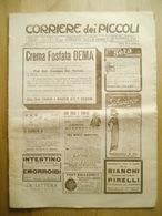 Corriere Dei Piccoli 1913 Anno V N. 7 - Corriere Dei Piccoli