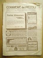 Corriere Dei Piccoli 1913 Anno V N. 2 - Corriere Dei Piccoli