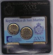 SAN MARINO 2003 MINIKIT UFFICIALE - San Marino