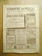 Corriere Dei Piccoli 1913 Anno V N. 3 - Corriere Dei Piccoli