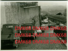 ISERNIA - RAMPA MERCATO - FOTOGRAFICA - ANNI '70  (3518) - Isernia