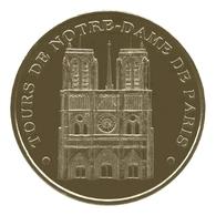 Monnaie De Paris , 2017 , Paris , Tours De Notre Dame De Paris , La Façade - Monnaie De Paris