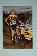 CYCLISME: CYCLISTE : JOOP ZOETEMELK - Ciclismo
