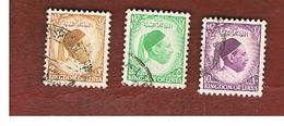 LIBIA  (LIBYA) -   SG 176.180 -  1952 KING IDRIS       -  USED° - Libia