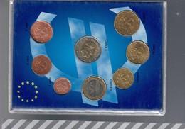 Finlandia 1999 Serie Completa 1 Cent - 2 € - Finlandia