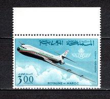 MAROC PA  N°  115  NEUF SANS CHARNIERE COTE 5.50€  ROYAL AIR MAROC  AVION - Marokko (1956-...)